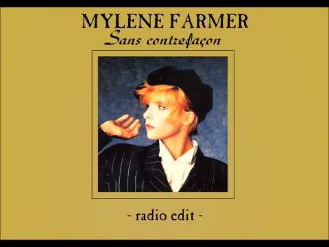 Mylène Farmer - Sans Contrefaçon (Radio Edit)