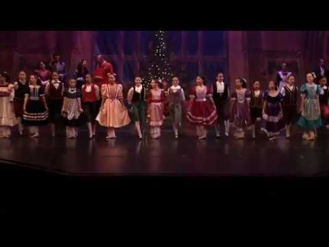 Western Ballet's Nutcracker December 2, 2017 at Mountain View Center For Performing Arts