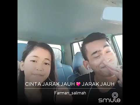 LDR Cinta Jarak Jauh versi cover Farman Salimah ft Futery Nasrina