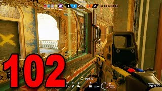 Rainbow Six Siege - Part 102 - Double Miras