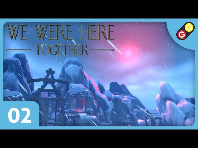 We Were Here Together #02 On trouve une mine gelée ! [FR]
