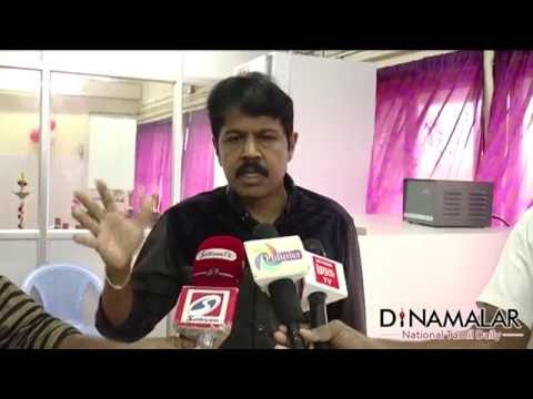 Skin Bank Started in Chennai - Video in Dinamalar Dated August 2016