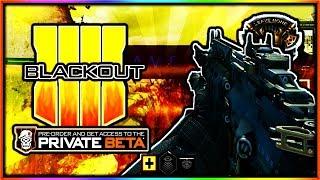 I WAS SO CLOSE!!! - Black Ops 4: Blackout Battle Royale GAMEPLAY! (BO4 Beta Gameplay) #FaZe5