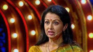 Comedy Super Nite - 2 with Gautami│Flowers│CSN# 244