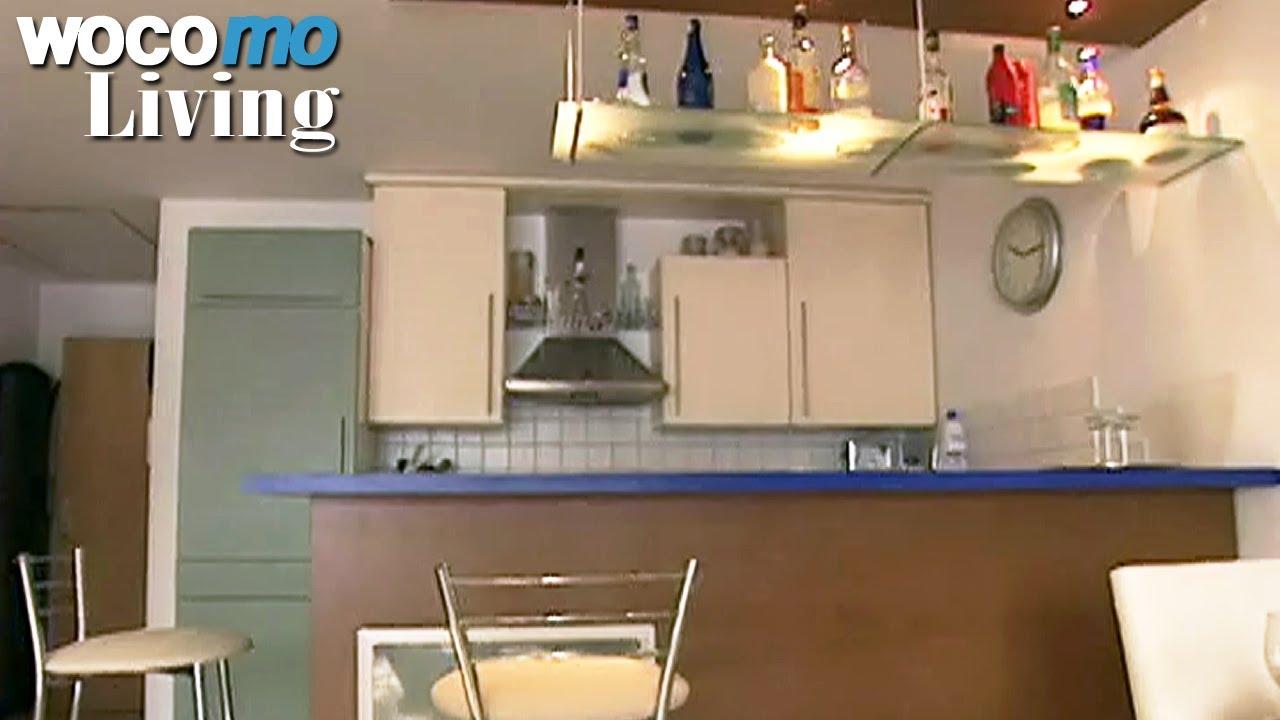 Küchenbar selbst bauen - Tapetenwechsel (BR) | Staffel 3 - Folge 1 ...