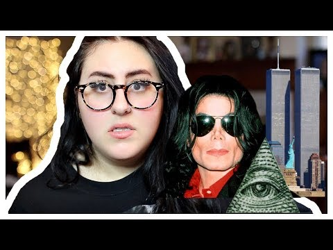 CONSPIRACY THEORIES IM TOO SCARED TO TALK ABOUT | MICHELLE PLATTI
