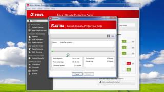 AVIRA 2014 Ultimate Protection install and settings