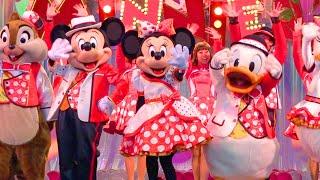 【閉園対策・夜】イッツベリーミニー MIX ver.07 It''s Very Minnie !! at Night 007