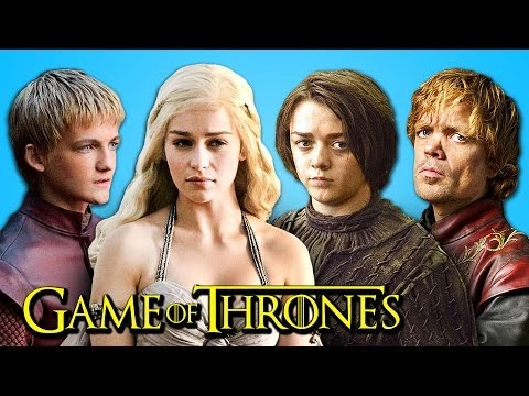 GAME OF THRONES IN 1 TAKE IN 9 MINUTES
