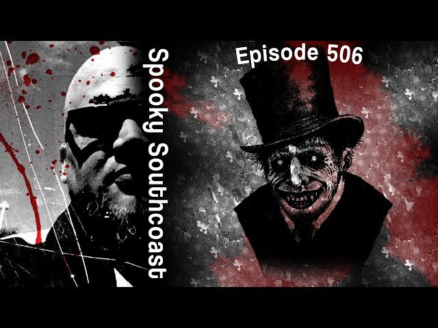 Ep506: Interview with the Boogeyman - Ben Jeffries