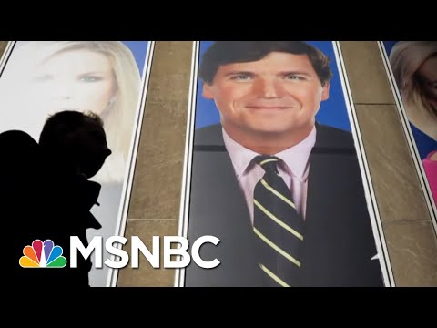 Fox News Sued On Election Fraud Claims By Dominion Voting | MSNBC