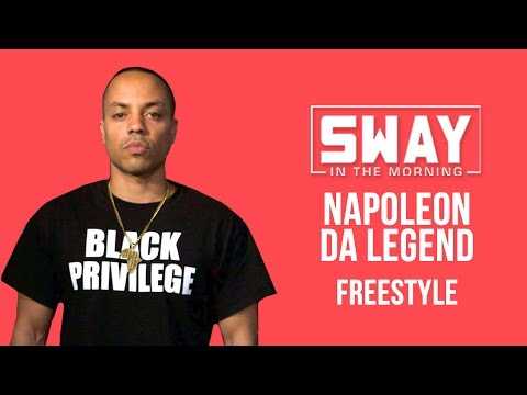 Friday Fire Cypher: Napoleon Da Legend Spits Fire on Sway in the Morning