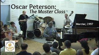 Oscar Peterson: The Master Class | Oscar Peterson Legacy