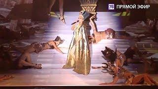 """Ани Лорак. Фрагмент прямого эфира  шоу """"Дива"""" (Санкт-Петербург 25-02-2018)"""