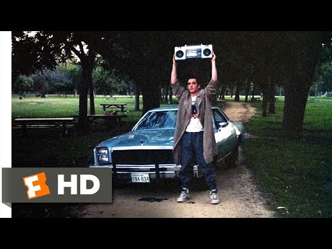Say Anything... (3/5) Movie CLIP - Boombox Serenade (1989) HD