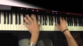 Linus & Lucy piano solo