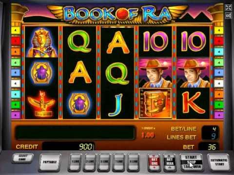 Популярный игровой автомат Book Of Ra от портала Igrovye-avtomaty-club.com
