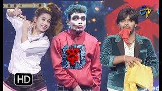 Dhee 10 |  27th December 2017 | Full Episode | ETV Telugu