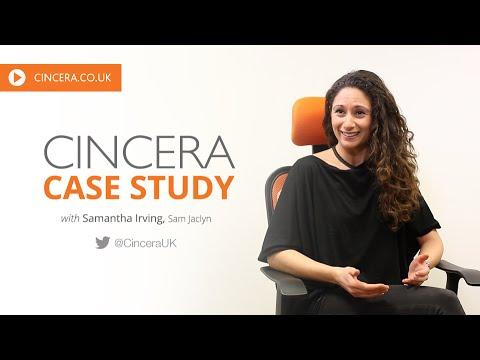Sam Jaclyn Massage Therapist - London Video Production Case Study