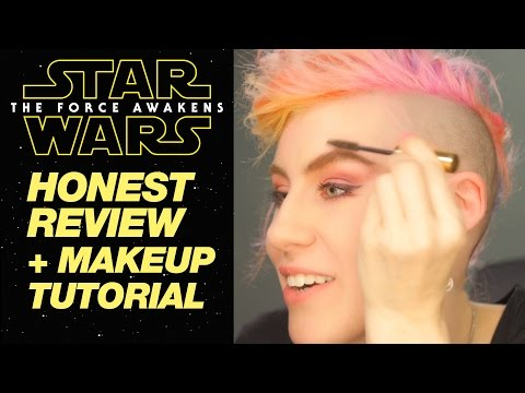 Honest Star Wars The Force Awakens Review ► Episode 89: The Comic Book Girl 19 Show
