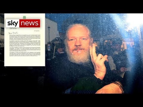 MPs want Assange to face rape charges in Sweden