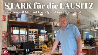 """""""STARK für die LAUSITZ"""" - Interview mit Michael Apel über das Spreekino Spremberg als Eventlocation"""
