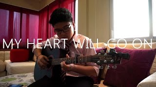 My Heart Will Go On - Celine Dion [From Titanic] (Fingerstyle Guitar Solo Cover by Galvin Lee)