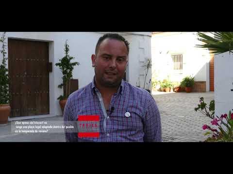 Entrevista con Juan Luís Pérez, candidato de VOX Tarifa