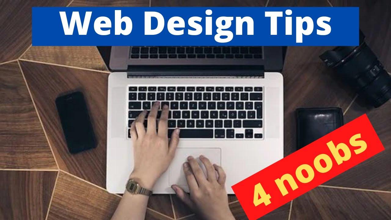 WEB DESIGN TIPS VOOR BEGINNERS   5 Tips waar startende web designers tegen zondigen voorbeelden