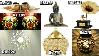 7 Best Home Decor Products Below Rs.380 From Amazon   Gifting/home Decor Ideas