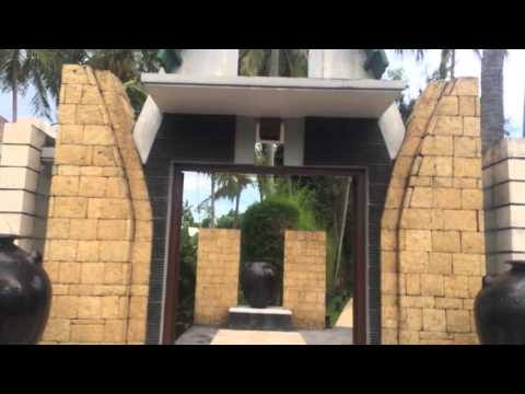 The Santosa Villas and Resort Lombok Room Tour (Part 1)