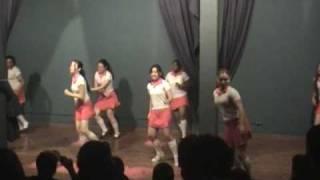 Step up dance! Space Jam -  KK D&G 2007