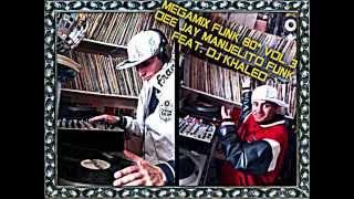 Megamix Funk 80°  vol. 3 - Dee Jay Manuelito Funk feat Dj Khaled.wmv