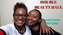 1st ever.. DOUBLE BEAUTY HAUL w /BABY GIRL by NueNew