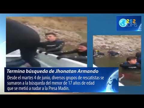 Rescatan cuerpo en Presa Madín