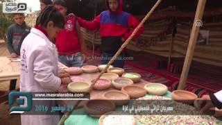 مصر العربية | مهرجان تراثي فلسطيني في غزة