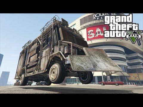 GTA 5 Funny/Brutal Kills Armored Boxville Episode 27