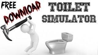 Toilet Simulator PC Gameplay HD