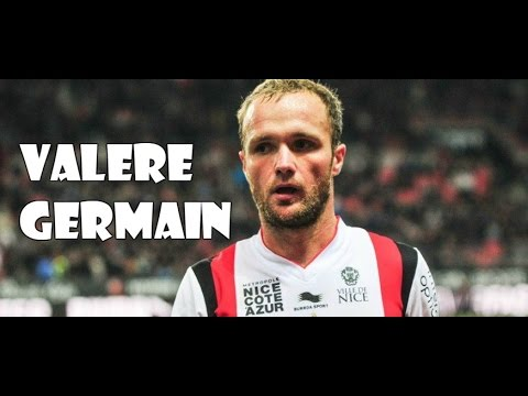 Valère Germain I OGC Nice I All 20 Goals & Assists I 2015/16