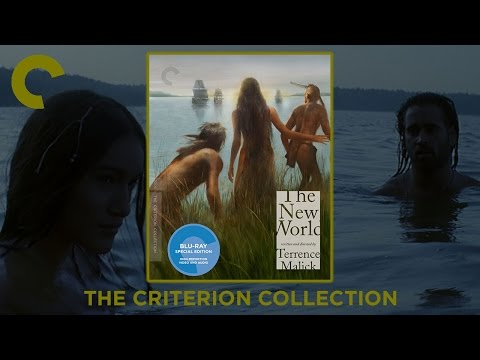 The New World (2005) The Criterion Collection Blu-ray Digipack | Terrence Malick | Unboxing