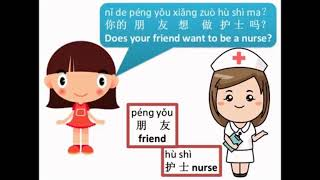 Learn Mandarin Chinese Online Free Lesson 23 To be