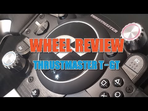 Thrustmaster T-GT Review (Low Resolution)