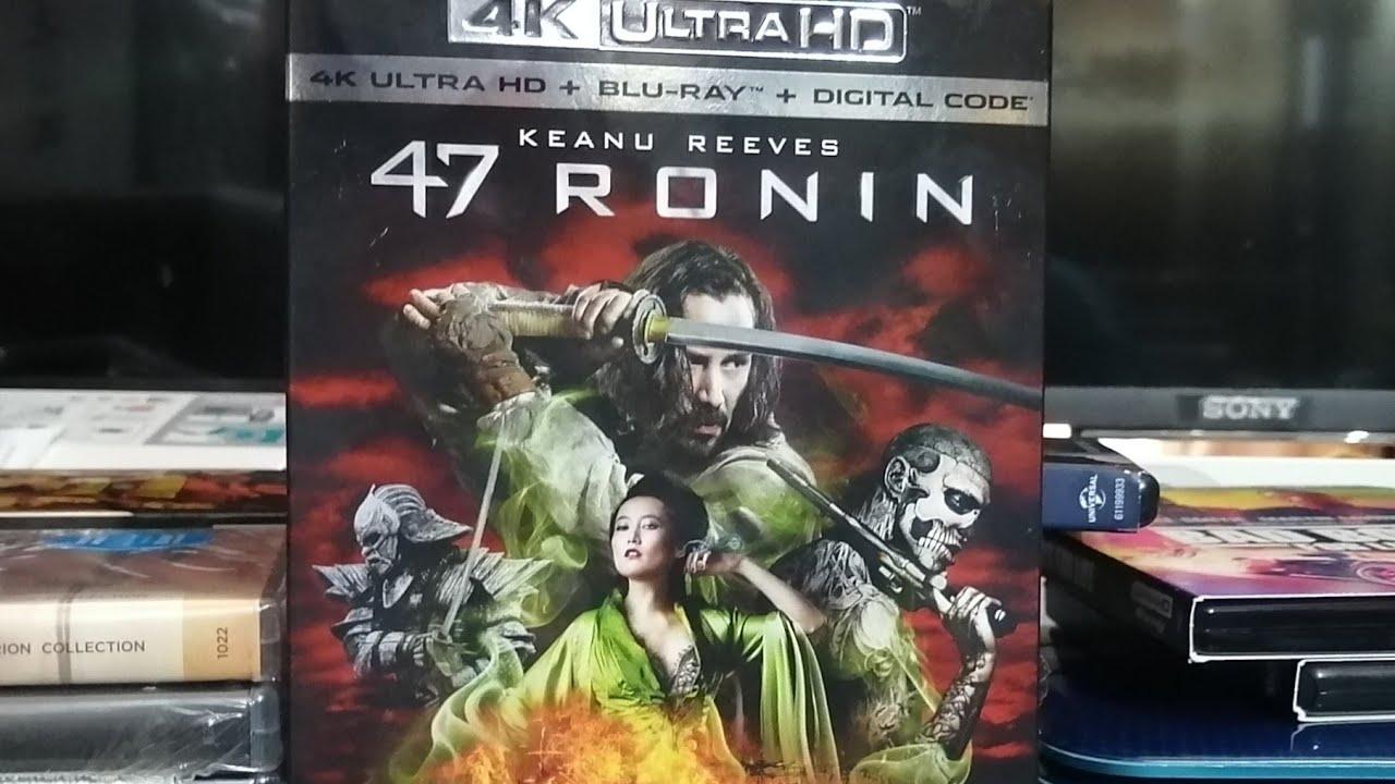 Download 47 RONIN 4K ULTRA HD BLU-RAY UNBOXING + MENU
