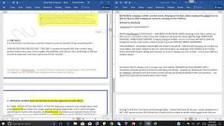 Hypnotic Amazon Product Description Copywriting (Training PDF Below) - Module 8 Part 2 Bullet Points