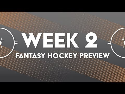 Week 2 Preview & Pickup Targets: Are The Oilers The Real Deal? | Fantasy Hockey Podcast