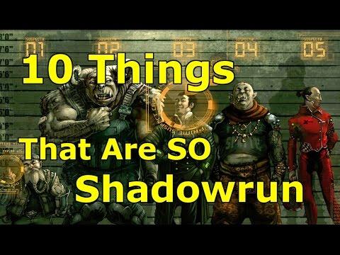 (Fan-Made) Shadowrun Intro HD Remake