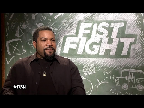 ICE CUBE DISHES ON HIS FIRST 'FIST FIGHT'