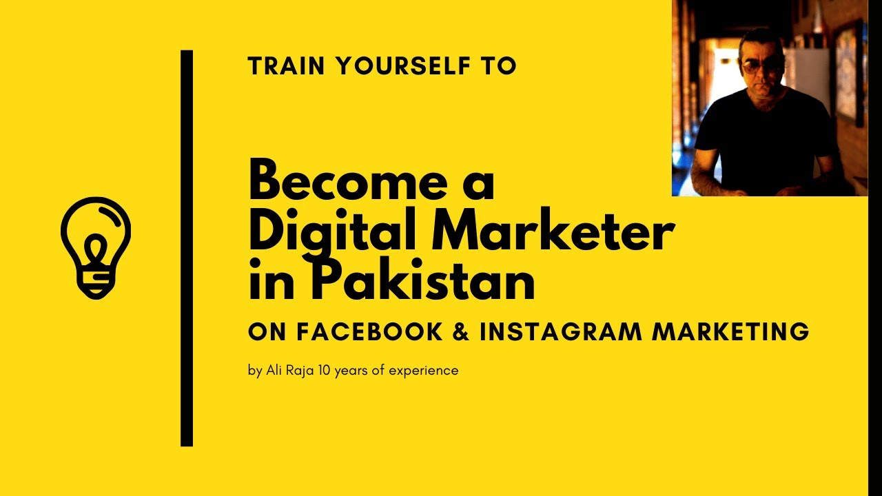 DIGITAL MARKETING COURSE IN PAKISTAN - Digital Media Marketing Free online course in Pakistan