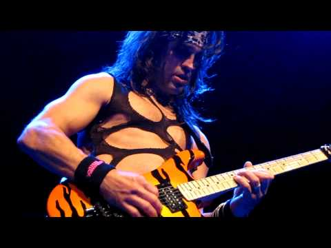 """Satchel Guitar Solo"" in HD - Steel Panther 9/30/09 Baltimore, MD"