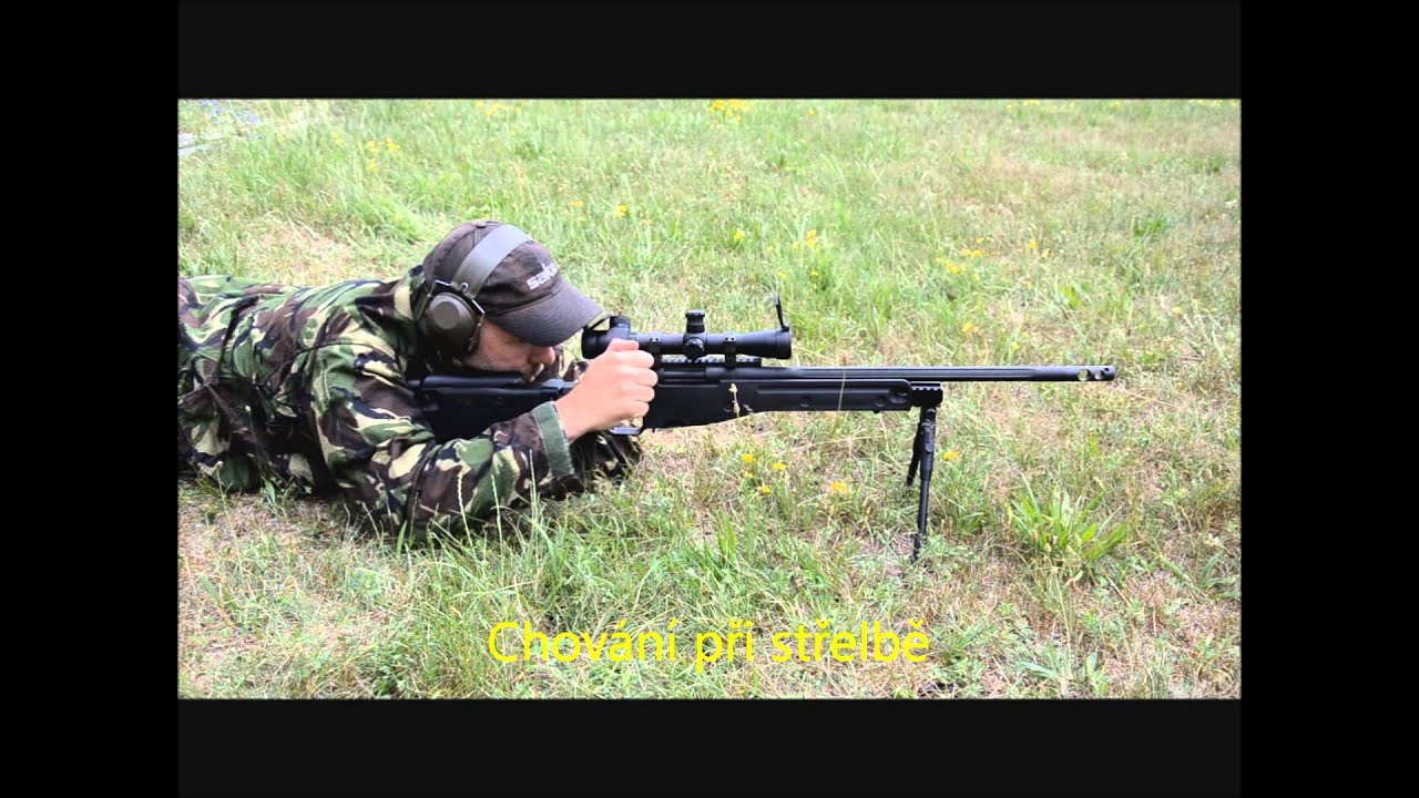 Remington 700 Police LTR 308 Win - YouTube